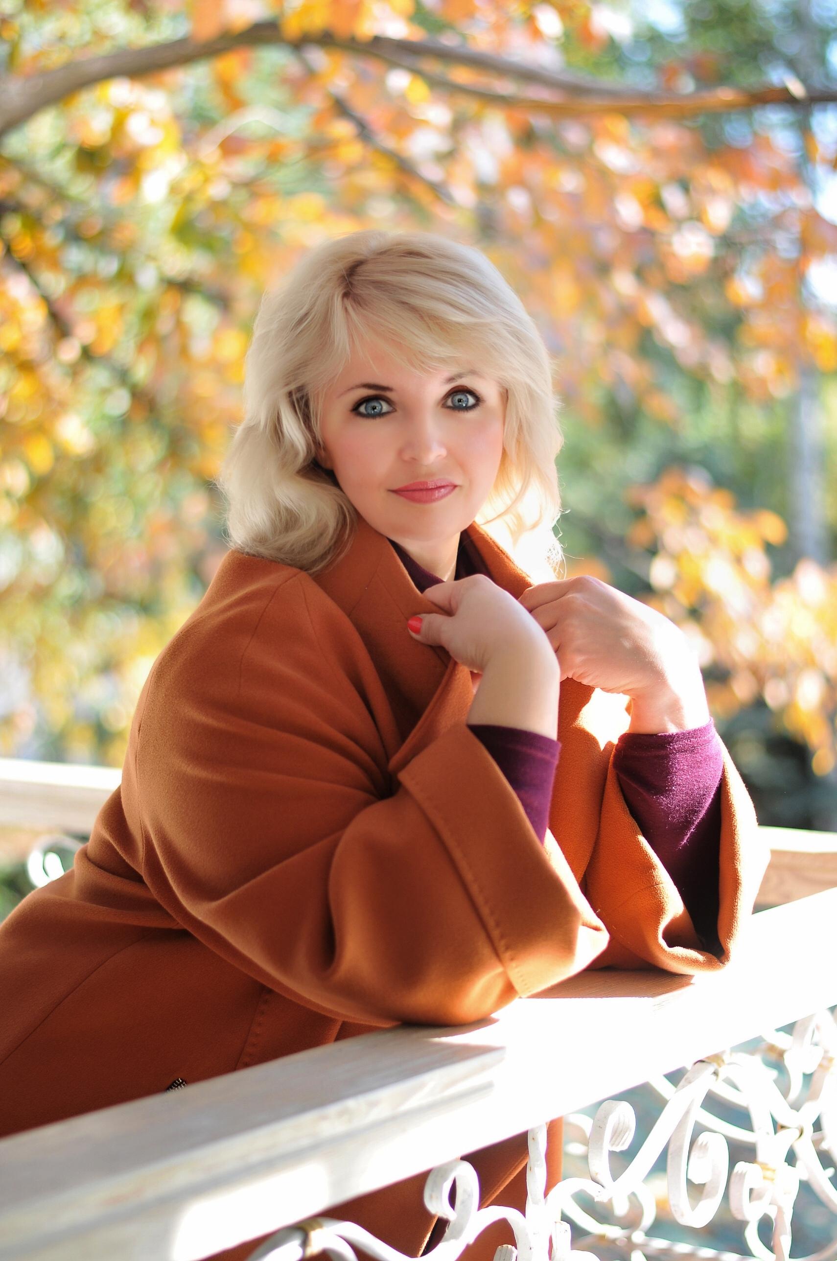 Irina , 41 anni, ucraina-kharkov - Agenzia Matrimoniale Futura